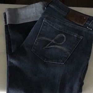 DL1961 premium denim BETTY Capri